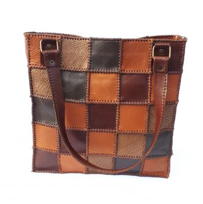 Handcrafted Leather Handbag